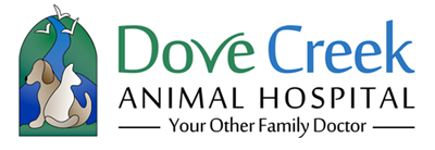 Denton Veterinary Services | Dove Creek Animal Hospital Logo
